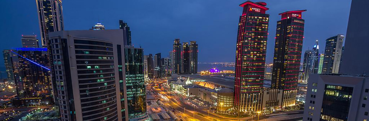 The Marriott Marquis City Center Doha Hotel